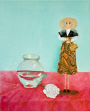 """Still Life With Wooden Doll"" p050"